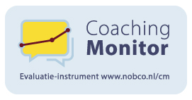 Logo Coaching Monitor, Monique Koopman