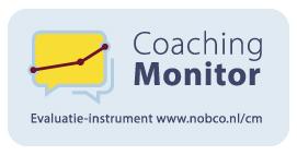 Logo Coaching Monitor, Monique Koopman
